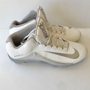 🎄🎁 Nike SpeedLAX Lacrosse Cleats 🎁🎄